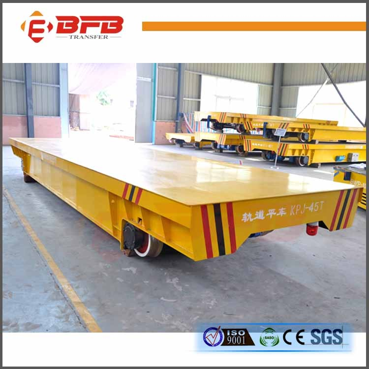 Heavy duty PLC control cable assembly table cart on track for sale