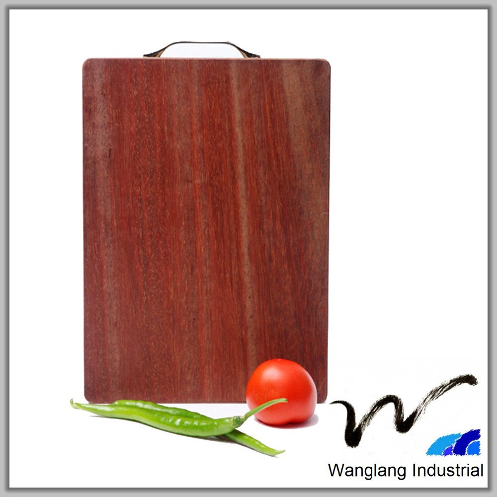 The whole iron wood cutting board chopping block wholesale Thickening 2.8-3.5cm