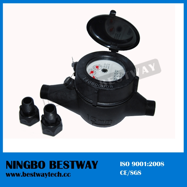 Multi-Jet Plastic Flow Water Meter