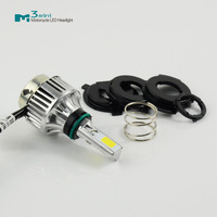 big discount patent M3mini motorcycle led headlight 8-80V replacement xenon kit