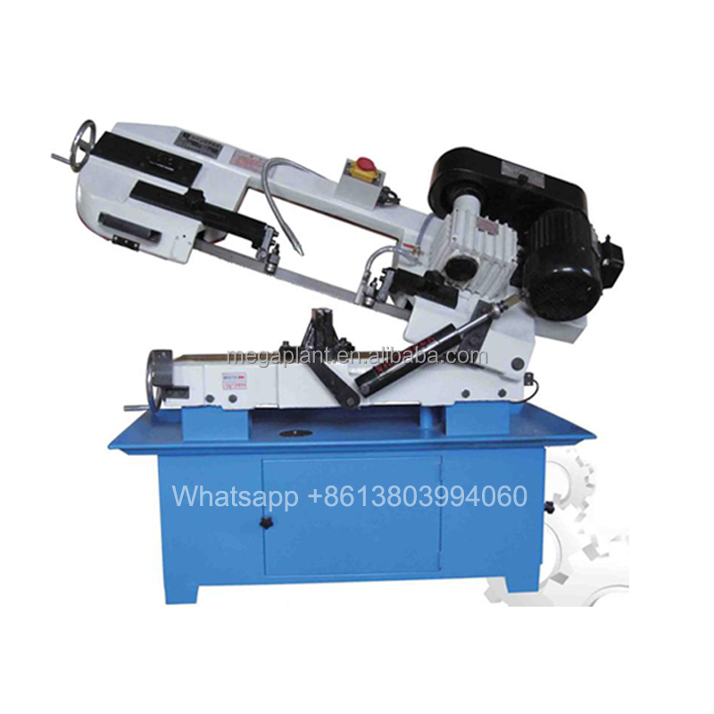 High Quality High Speed Plastic Metal Cutting Machine Band saw For sale