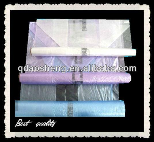 Hdpe plastique paintble protection film de masquage pour for Peinture pour plastique interieur voiture