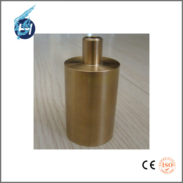 high precision metal machinery parts block making machine parts