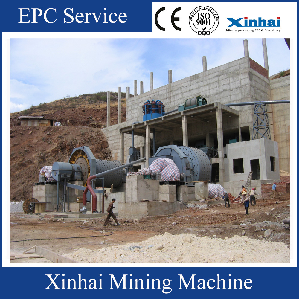 China Gold Mining Processing Equipment
