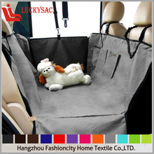 Free shipping Cradle Dog Car Rear Back Seat Cover Pet Mat Blanket Hammock Cushion Protector