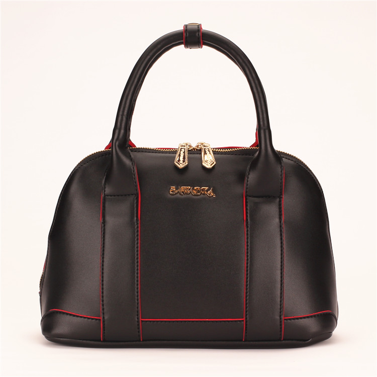 Wholesale price handbags for women leather weekend bag by alibaba china