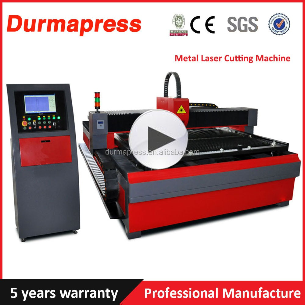 LM3015M Automatic Cutter plate and tube fiber laser cutting machines price for stainless steel aluminum