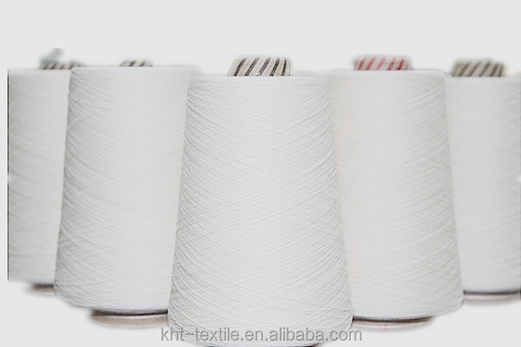 CVC 60s 60/40 SIRO blended yarn China professional manufacturer