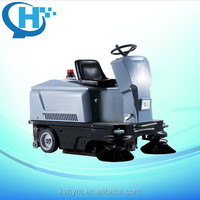A701 Ride-on Side Walk Road Sweeper Brushes Sweeper