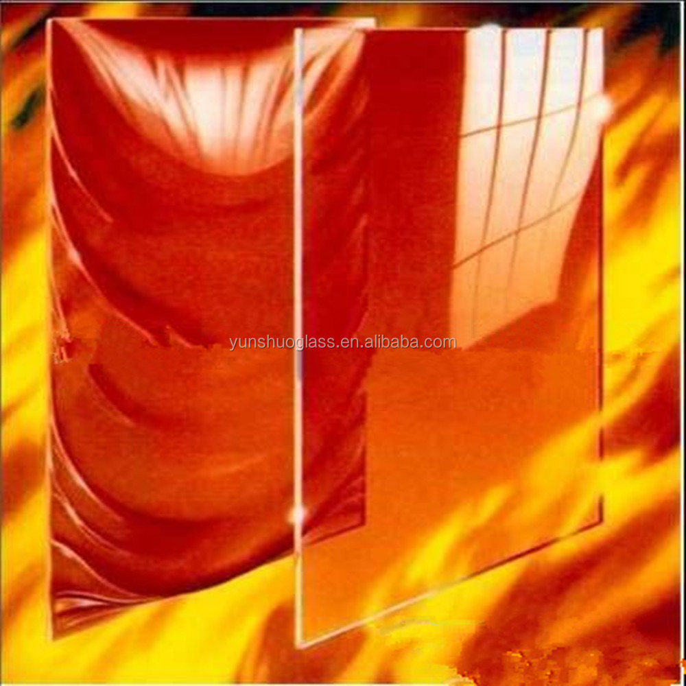 Fire Rated Glass, fire resistant glass 2 hour / 3 hour Anti Fire Glass