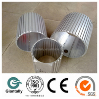 Custom aluminum electric motor shell made in China