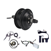 new model hot selling 36v 250w 350w geared hub motor e bike conversion kit for india market