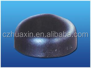 DIN2617 a234 wpb carbon steel pipe cap