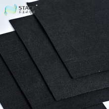 carbonized air filter roll activated carbon felt carbon filter mat