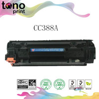 CC388A china supplier premium quality toner cartridge CC388A for HP CC388A