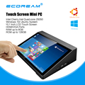 10.1 inch Touch Screen PC for POS/Digital Signage/3D Printing with Windows 10 Z8350 2GB RAM 32GB EMMC
