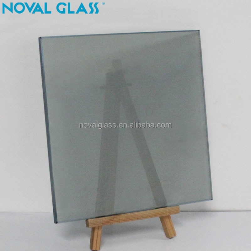 4-12mm Euro Grey Reflective Glass From Noval