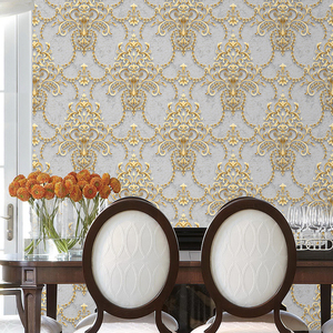 1.06x15.6M classic design in store korea pvc wallpaper