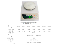 Electronic Balance DT300A 0 300g 0