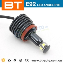 CE Rohs High Power E40 E39 E90 E92 H8 40W Fog Lamp Led Marker Angel Eyes for BMW