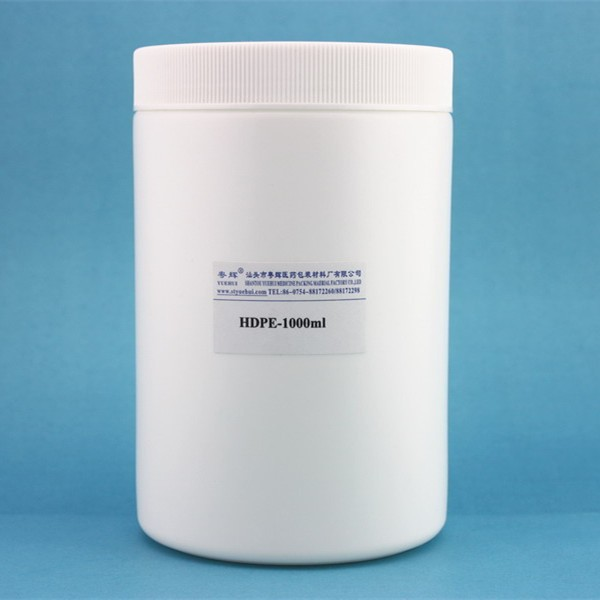 1000ml plastic jar