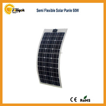 Caravan using semi flexible solar panel 12v solar charger at best price