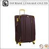Polyester Black Lady 75cm Nylon Man Luggage Insert Organizer Bag Set