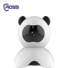 Unique new arrival Panda type Eco-Friendly network p2p wifi wireless mini ip camera outdoor 720p 960p