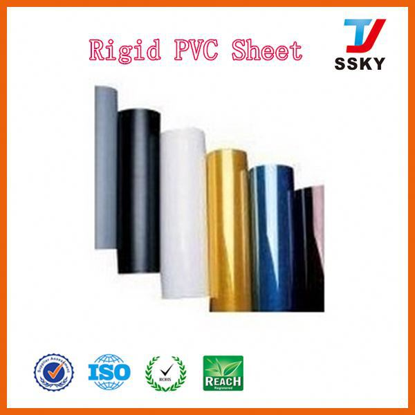 Best selling Eco-friendly pvc sheet for plastic playing cards