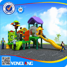 Plastic outdoor playsets for kids