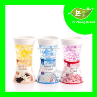 Factory Outlet High Quality Gel Air Freshener Crystal Fragrance Beads