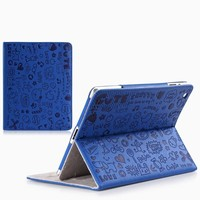 mobile phone with shell for ipad mini 2 case,leather case for ipad
