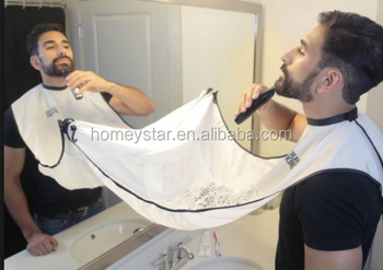 waterproof beard shaving apron for beard Europe market