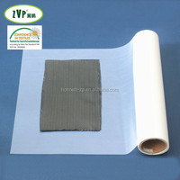 double sided glue PES hot melt adhesive film