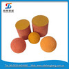 concrete pump fitting /China sponge cleaning ball for concrete pump pipe