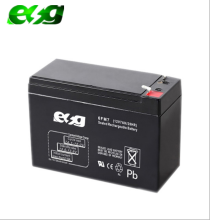 Best quality sealed lead acid UPS battery 12v7ah