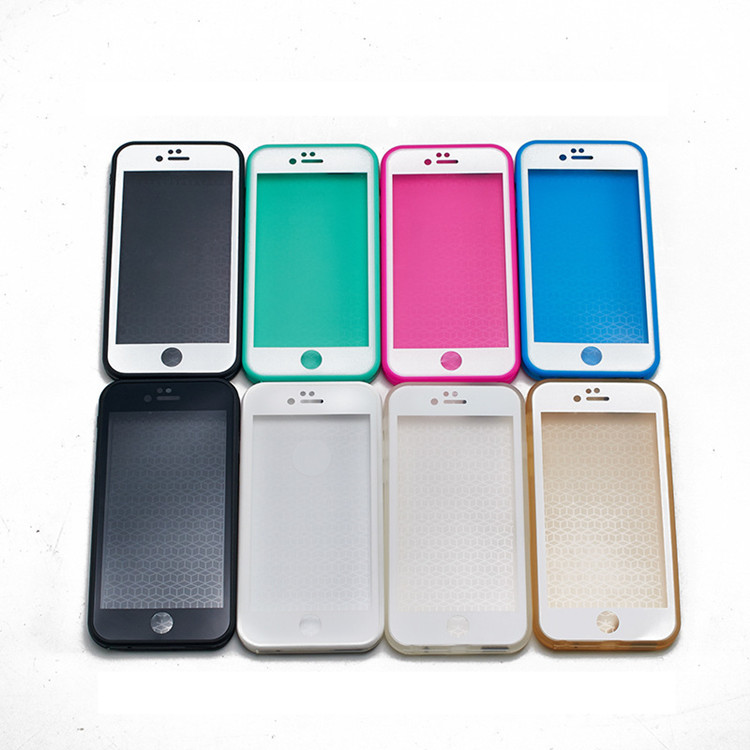 2016 New Soft TPU+PC shockproof Dirt Proof Waterproof Mobile cell Phone Case for iphone5s cover free sample phone case