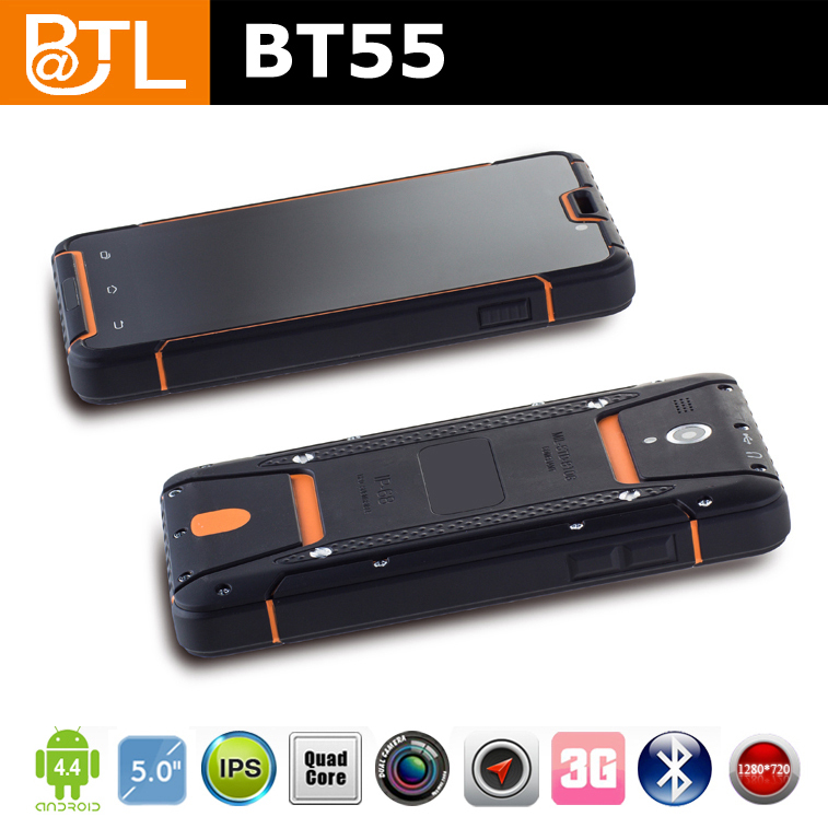 BATL BT55 nfc mtk6589, waterproof mobile phone dustproof shockproof, nfc mtk6589