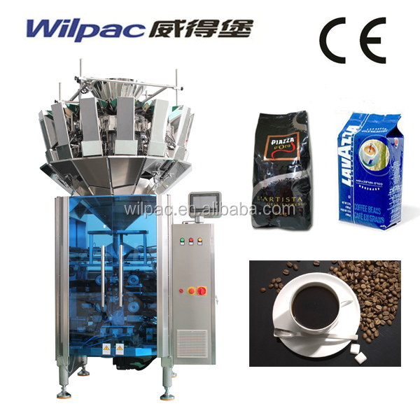 Factory Price Espresso Coffee/Snack Food Packaging Machine