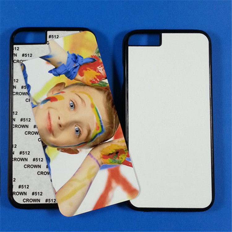 JESOY 2D Sublimation Phone Cover For iPhone 8 x Case Housing, Custom Unique Phone Case For iPhone 5 Cover