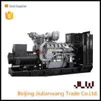 Diesel generator with 404D-22G 16KW/20KVA 50HZ 400/230V