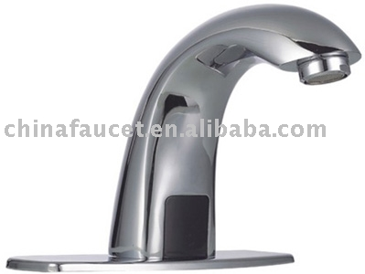 Automatic mixer(sensor tap,induction faucet)QH0101