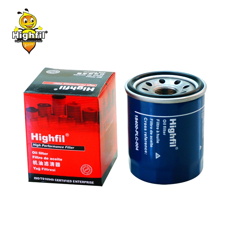 Car engine fram oil filter lookup performance eco oil filter for 15400-PLC-004