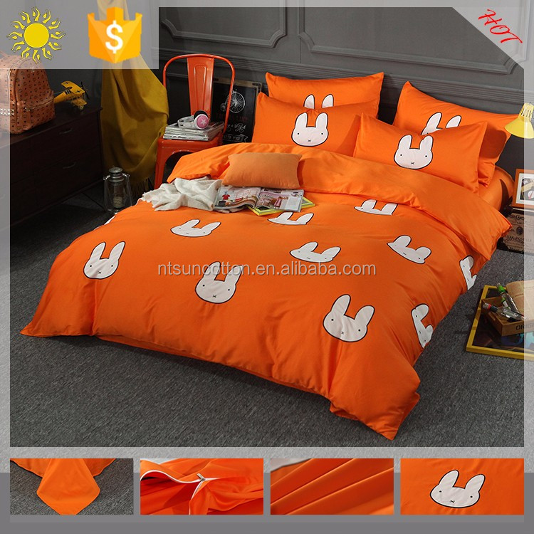 Japanese bedding for home and elderly elephant Cotton bedding set