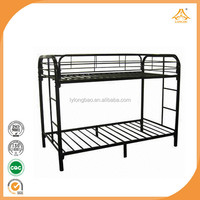 school furniture labor bed metal bunk bed with desk iron frame made in china
