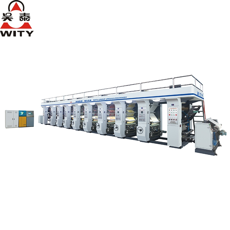 Automatic Register Gravure Printing Machine/ rotogravure press