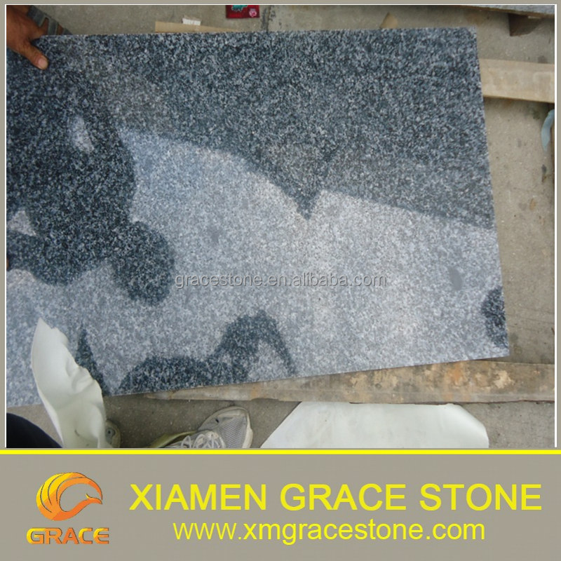 Dark blue granite atlantic stone