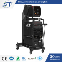 Factory IGBT Inverter Control 5 KVA Welding And Cutting Machine MIG 500