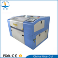 nice cut mini cnc laser cutting machine 60w 80w co2 laser tube