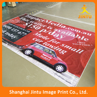 business advertising Custom frontlit backlit pvc flex banner